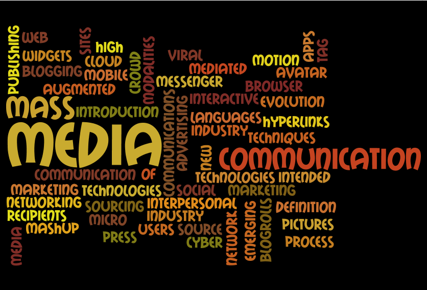 mass media and media content Social media is a large contributor to the change from mass media to a new paradigm because through social media what is mass communication and what is interpersonal communication is confused interpersonal/niche communication is an exchange of information and information in a specific genre.