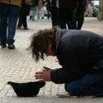 A Street Beggar Paragraph