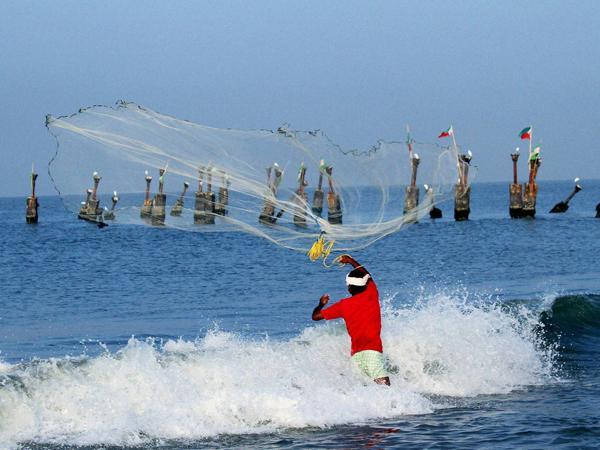 A Fisherman Paragraph