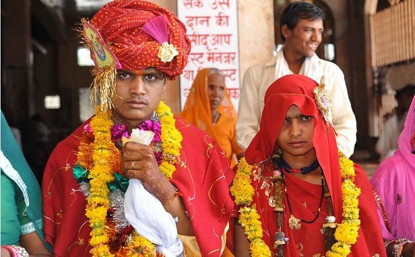 Child Marriage Paragraph