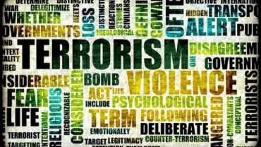 Paragraph On Terrorism